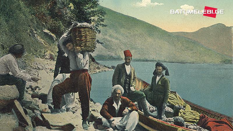 Путешествие вниз по реке Чорох к Батуми на каяках