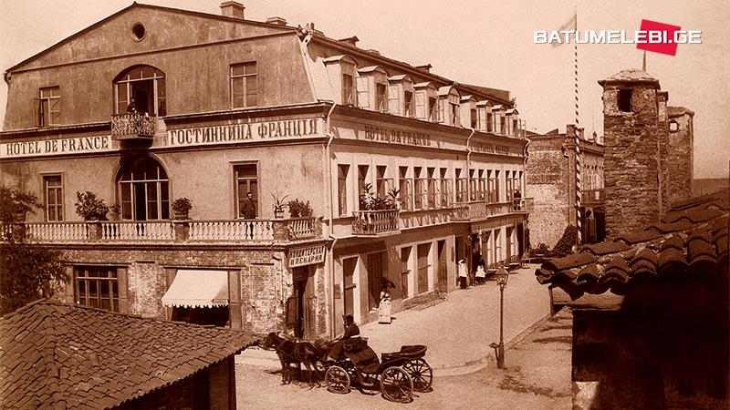 Мариинский проспект, Михайловская улица и гостиницы первого класса