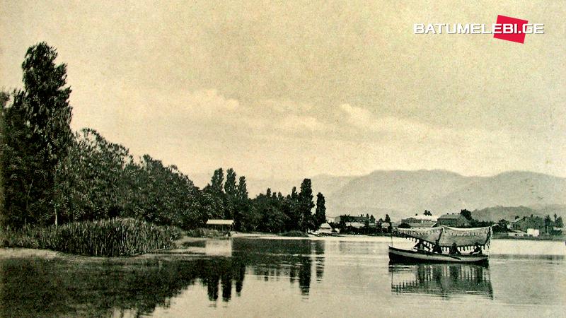 Как возникли батумский бульвар и парк у озера