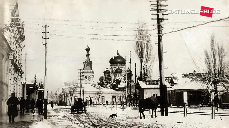 Церкви старого Батуми