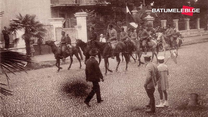 Мудир (начальник города) Батуми