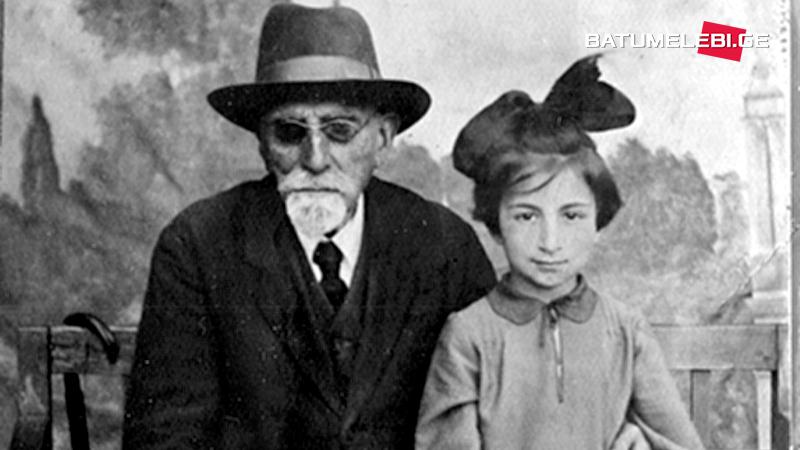 Дедушка – Николоз Сабашвили